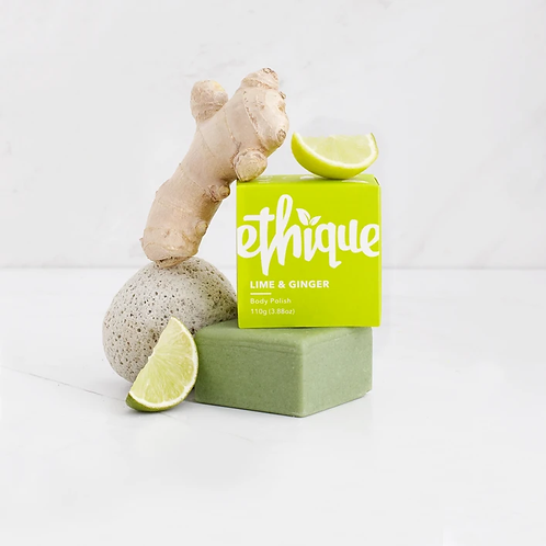 Lime & Ginger Body Polish Bar- 110g