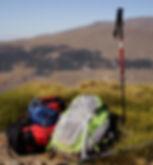 minimal impact hiking