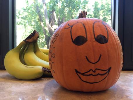 The Pumpkin Made Me Do It