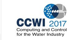 CCWI 2017 conference at Sheffield