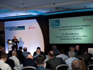 Presentation at WWT Smart Water Networks conference