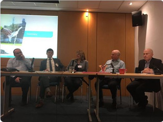 UKWIR Project dissemination event, London (Feb 2019)