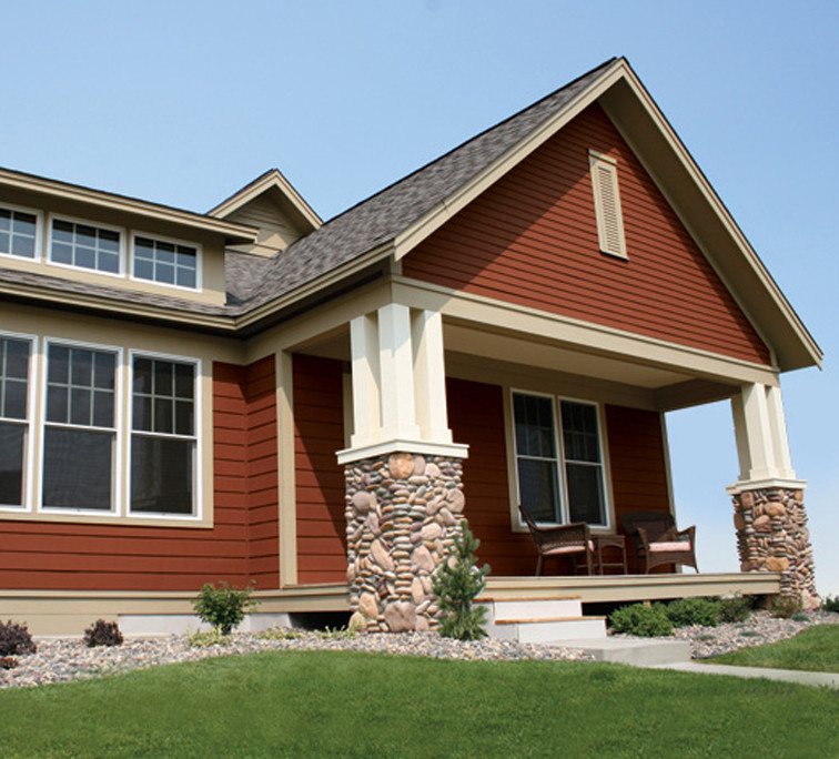 James Hardie Colorplus Siding Professional Installation