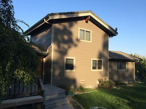 South Hill Spokane Siding Replacement