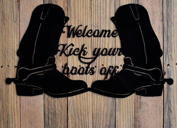 Boots Welcome