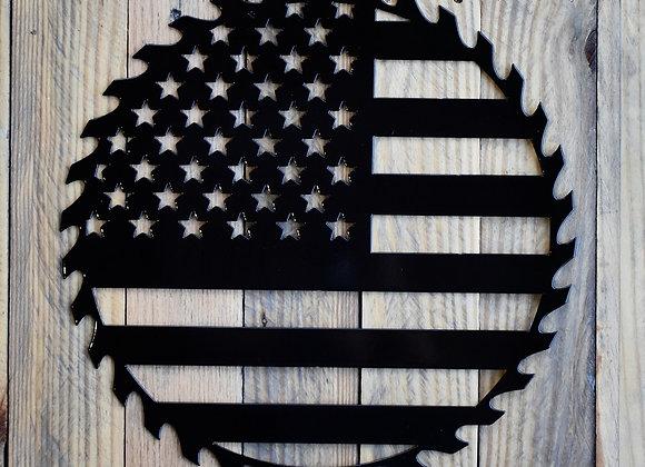 Flag Saw