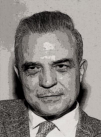 Milton Erickson père de l'hypnose éricksonienne et pionnier de l'hypnose moderne.