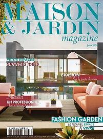 Maison et Jardin magazine juin 2020