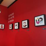 """Exposición """"Fortes, agora e antes"""" de Morgana e fillas"""