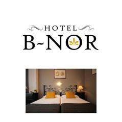 Imaxe corporativa para o Hotel Bnor