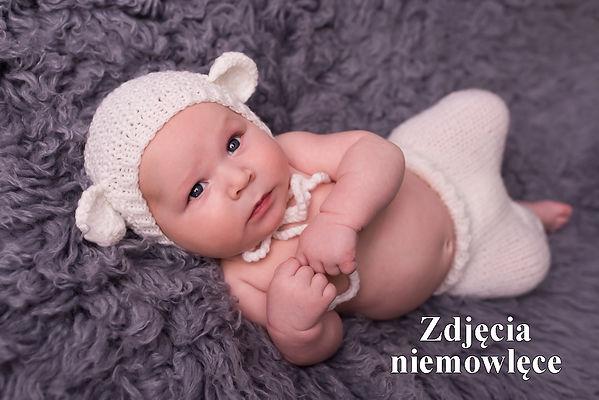 Zdjęcia niemowlęce Białystok