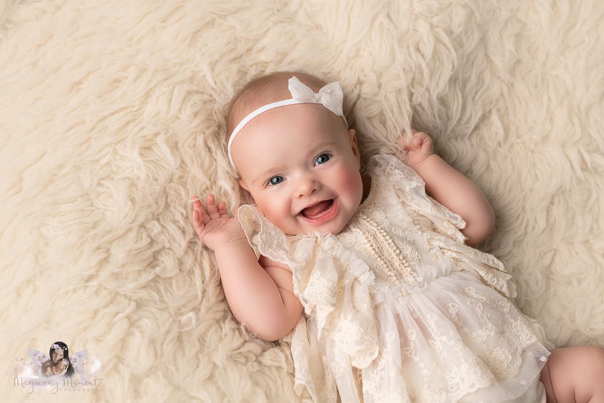 sesja niemowleca