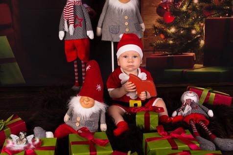 mini sesje świąteczne