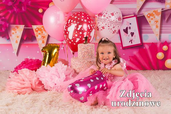 Zdjęcia urodzinowe Białystok