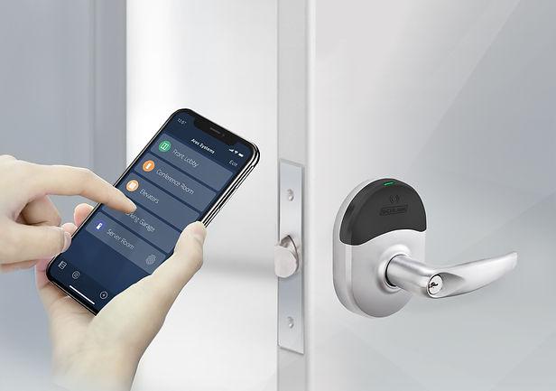 Brivo Lifestyle Image - Mobile Pass+Wireless Locks.jpg