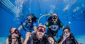 Podstawowy kurs nurkowania CMAS P1