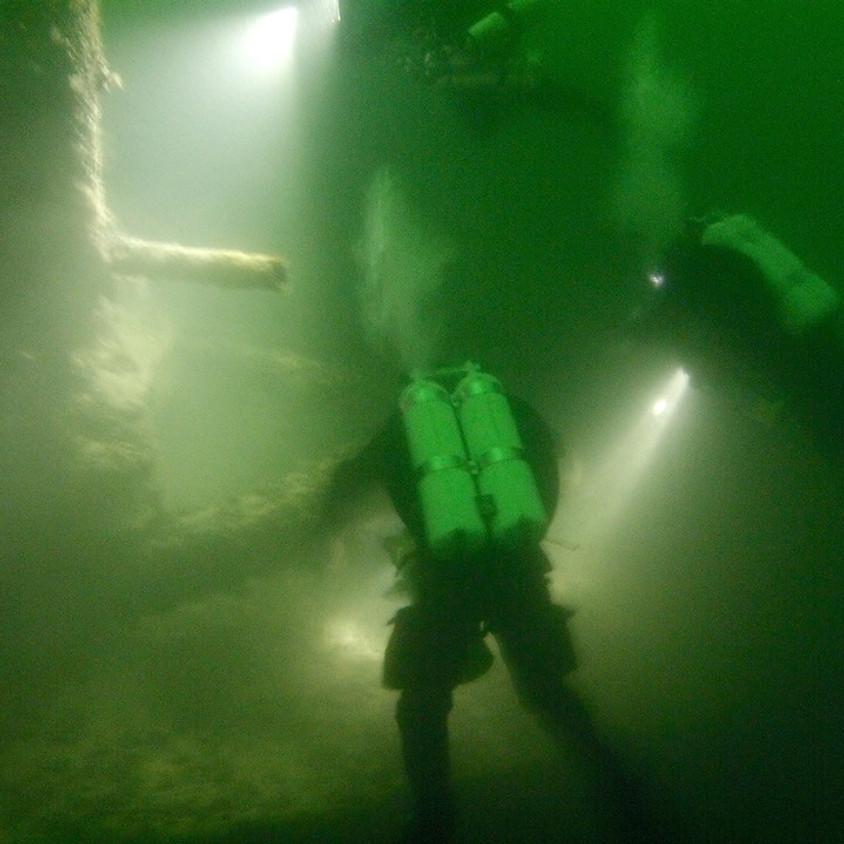 Kurs nurkowania Wrakowo-Morski
