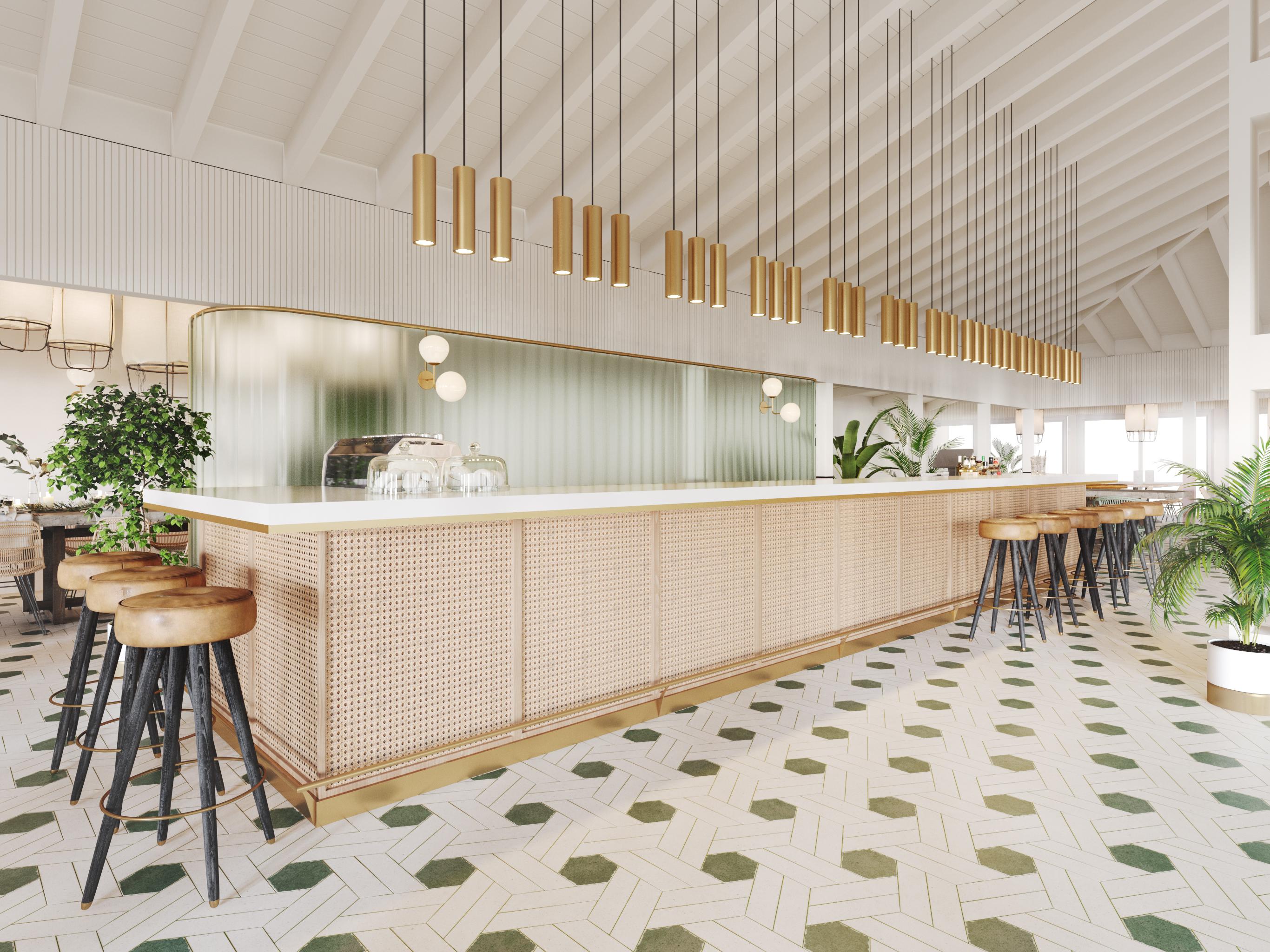 Interiorismo Hotel La Cantera