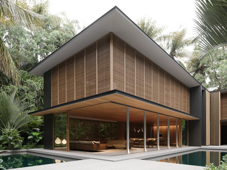 Casa Rio Vista / Fort Lauderdale, Florida, USA
