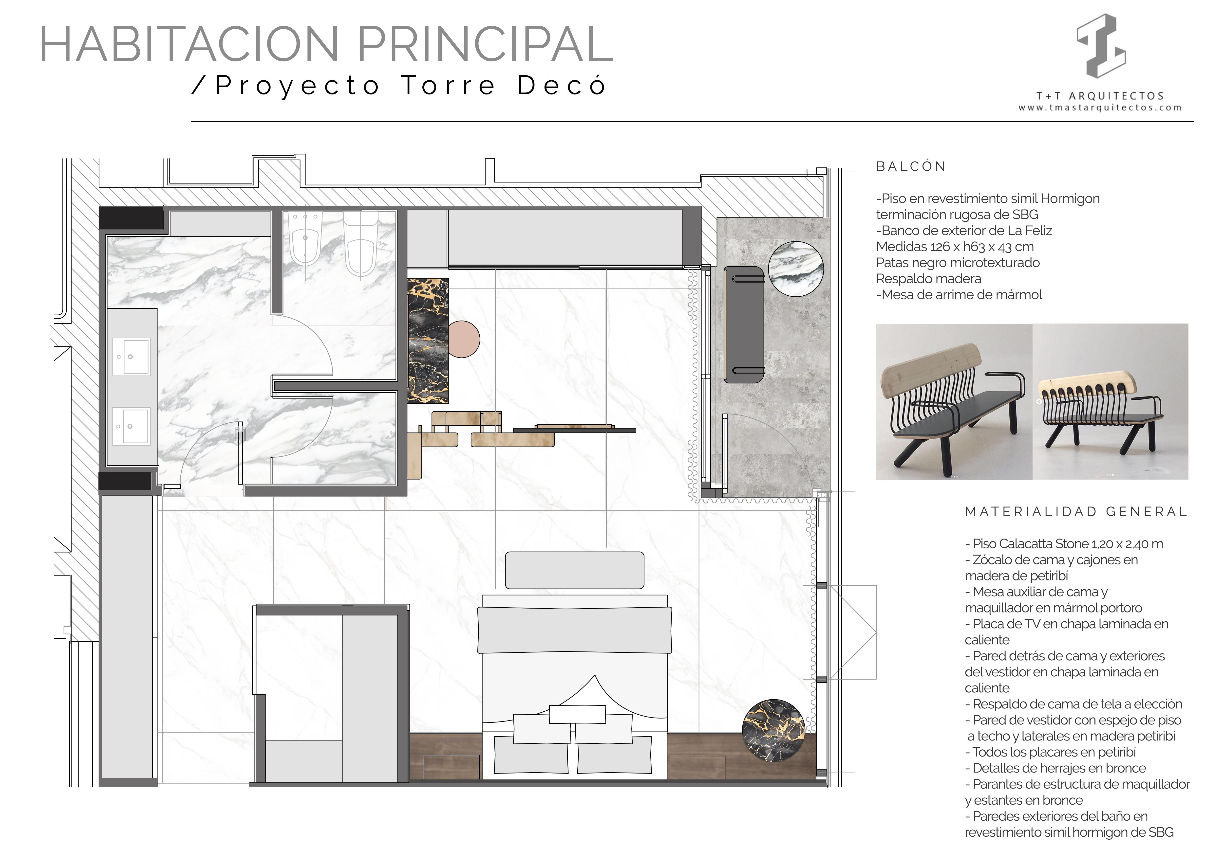 14 planta habitacion principal