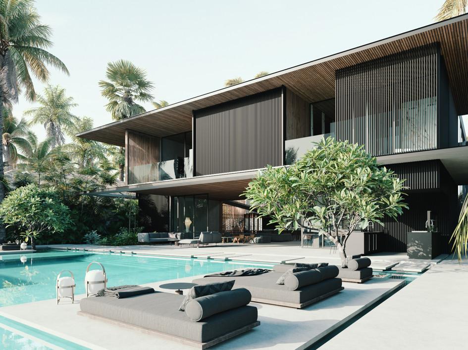 Hallandale Beach House / Florida, USA