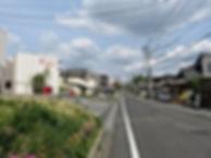 可児市美容院KaLeへの道のり案内。左手に見えてきます。道中お疲れさまでした。