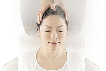 ヘッドスパの効果を実感できる美容院のマッサージ&頭皮のスキンケア