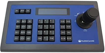 Huddlecam - PTZ joystick controller