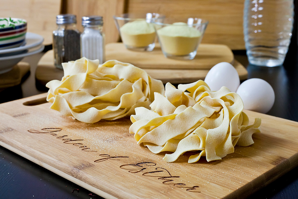 Vero Beach fresh pasta