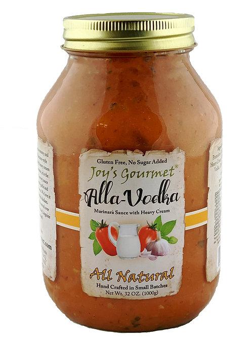 Alla Vodka Sauce (Marinara with Heavy Cream)