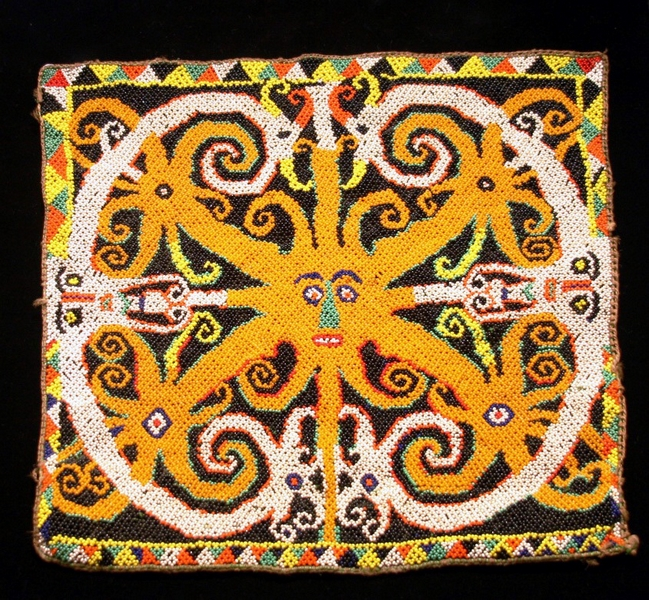 BORNEO BEADED WORK