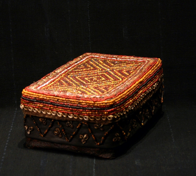 LAMPUNG OLD BEADED BOX