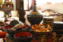 Lacquerware - Matahari-Antiques Gallery - Singapore