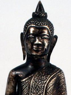 KHMER BUDDHA SILVER
