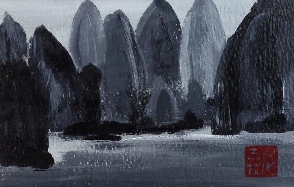 """""""PHANGNGA BAY"""" by NICOLAS VIGNAU-BEGUE"""