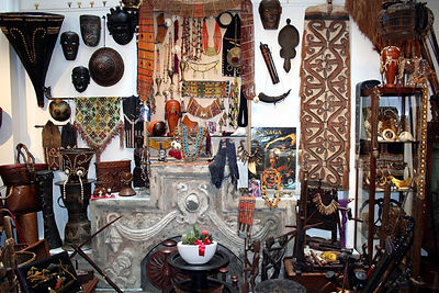 Beaded Items - Matahari Antiques Gallery - Singapore
