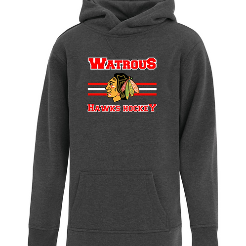 HAWKS ATC-2016 YOUTH COTTON HOOD