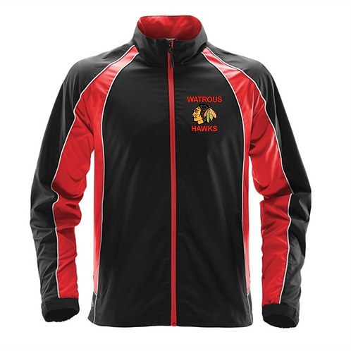 HAWKS ADULT STORM TECH STXJ - 2 JACKET