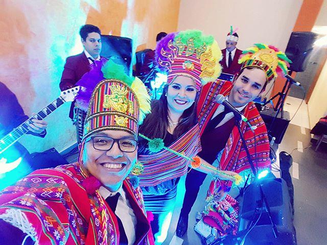 Orquesta Poker Band en Vivo ♥️♣️♦️♠️ Tem