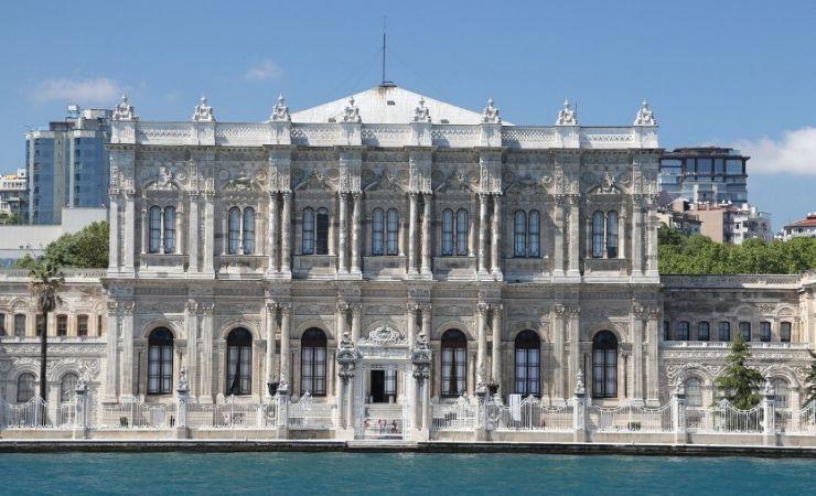 dolmabahce sarayı online müze bilimix