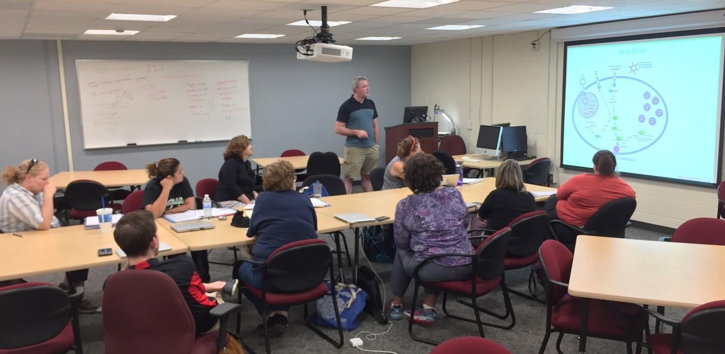 Charlotte Teachers Institute