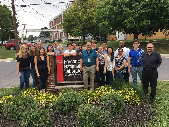 Frederick National Laboratory, July 2017