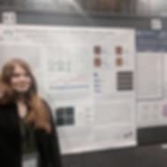 Morgan Chandler at 5th Annual RNA Sympos