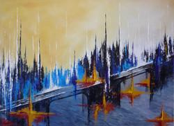 Abstract:Bridged Causeway
