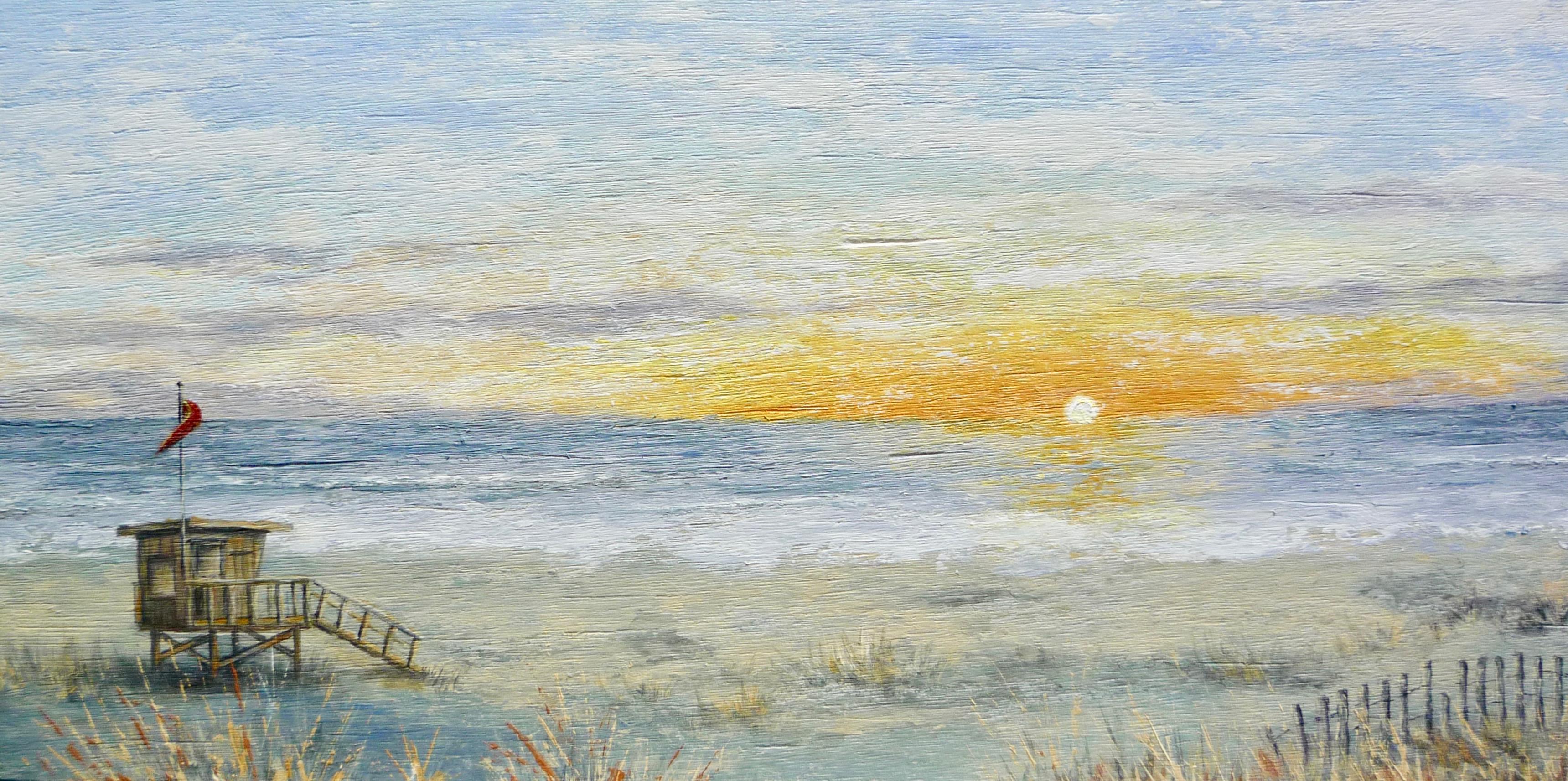 Rehoboth Beach Sunrise