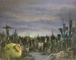 Dark Places II: Swamp