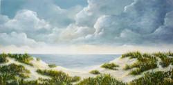 Dunes at Sunrise, Brownville Tx.