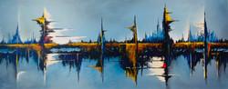 Abstract: Blue Horizon
