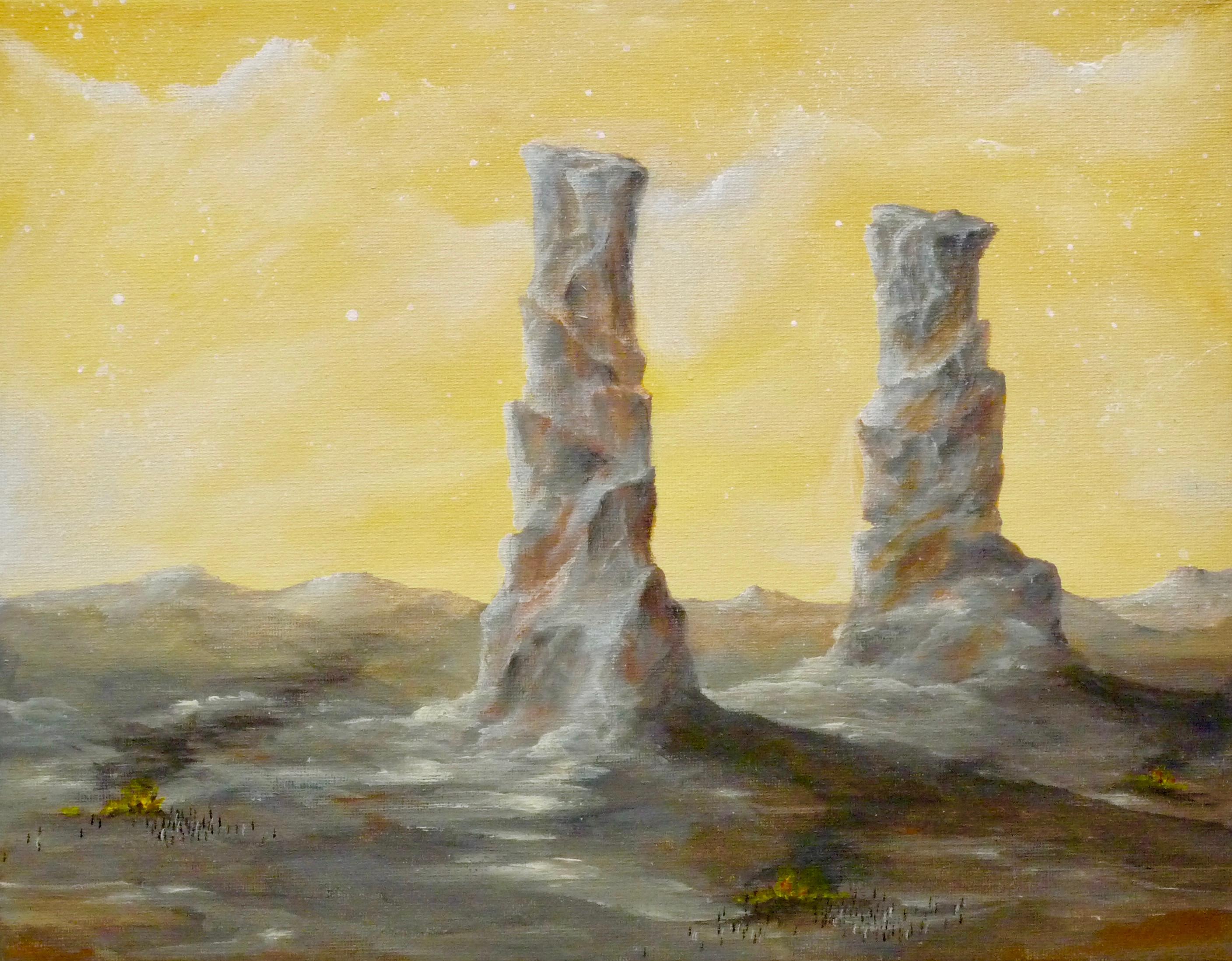 Singing Towers of Darillium