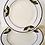 Thumbnail: French porcelain plates/Assiettes en porcelaine française
